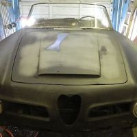 Florida Touring: 1965 Alfa Romeo 2600 Spider