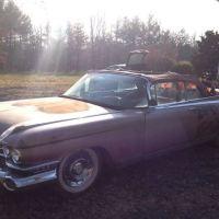 Persian in U.S: 1959 Cadillac Eldorado Biarritz