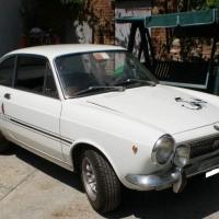 One of few: 1969 Abarth OT 1300 Coupé