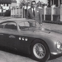 State of Art: 1950 Abarth 205-A by Vignale