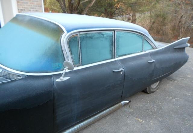 21st December Car 1959 Cadillac Fleetwood Zombie Apocalypse Assault