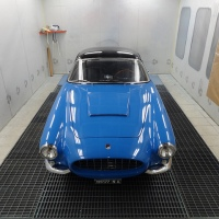 Little wonder: 1956 Fiat 1100 Sport TV Boano-Giannini