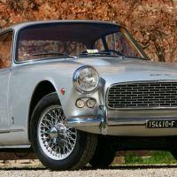 Michelotti job: 1960 Triumph Italia 2000 Coupé by Vignale