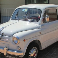 Real AB214: 1963 Abarth 850 TC