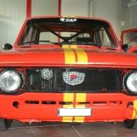 Bad attitude: 1972 Fiat-Giannini 128 NP Gr. 2