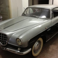 A special one: 1957 Fiat 1100 TV Desireé by Vignale