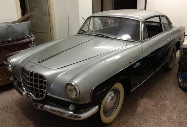Fiat 1100 vignale