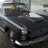 Wrinkled leather: 1966 Lancia Flaminia Coupé 2.8 Pininfarina