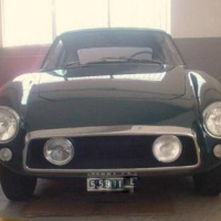 Ferrari look: 1964 Fiat 1500 GT by Ghia