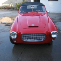 Early job: 1948 Fiat 1100 S Cabriolet by Vignale