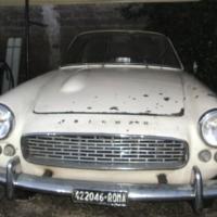 #95: 1960 Triumph Italia 2000 Coupé by Vignale