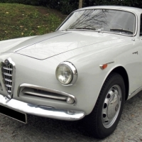 Heart and Soul: 1956 Alfa Romeo Giulietta Sprint