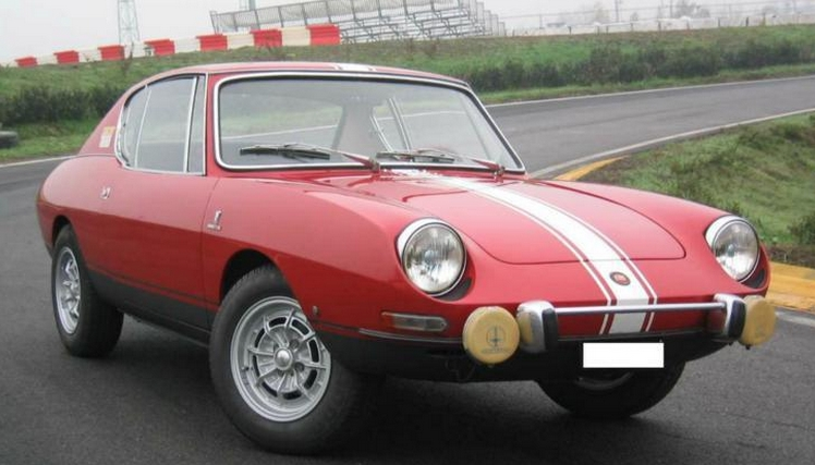 Team bertone 1969 fiat 850 sport racer berlinetta classic virus - Fiat 850 sport coupe for sale ...