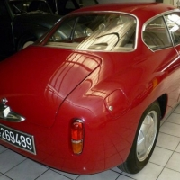 "Amadori equipped: 1961 Lancia Appia Sport ""Passo corto"" by Zagato"