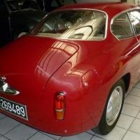 """Amadori equipped: 1961 Lancia Appia Sport """"Passo corto"""" by Zagato"""
