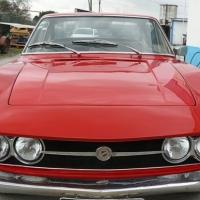 Dino wannabe: 1968 Moretti 125 GS 1.6