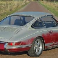 Sunrise: 1965 Porsche 912