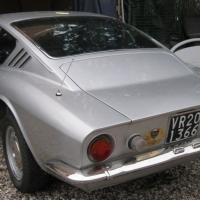 It's all about stance: 1968 OSI 20M TS Coupè