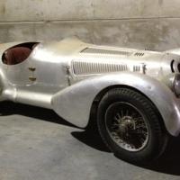 Silver screens: 1950 Alfa Romeo 8C 2900 recreation