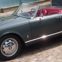 The fastest one: 1965 Alfa Romeo Giulia Spider Veloce