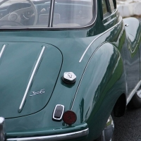 The other bug: 1954 DKW 3-6 Auto Union F91 Meisterklasse