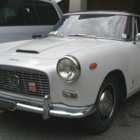 Not many around: 1962 Lancia Appia Coupé by Pininfarina
