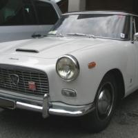 Not many around: 1962 Lancia Appia Coupé by Pininfarina