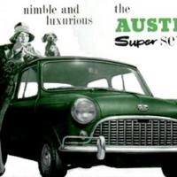 Rare LHD: 1962 Austin 850 Super Seven