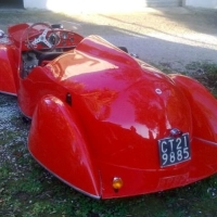 Iron-side: 1953 DKW Barchetta