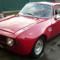 Autodelta 16v hardcore: 1966 Alfa Romeo Giulia Sprint GT gr.5