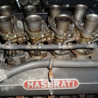 A restoration tale: 1967 Maserati Ghibli 4.7 Coupé (update #15 - December 31)