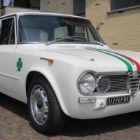 Fast and four-ious: 1974 Alfa Romeo Giulia Ti Super tribute car