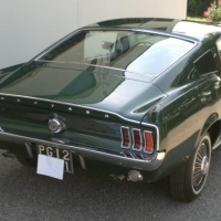 Italian stallion: 1967 Ford Mustang GT 289 Fastback
