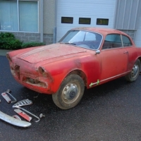 356 but not german: 1955 Alfa Romeo Giulietta Sprint