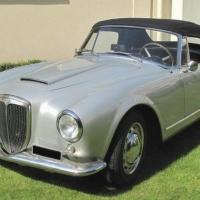 Silver Chip: 1958 Lancia Aurelia B24 Convertibile