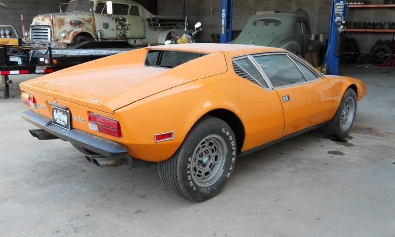 Fast N Loud 1974 De Tomaso Pantera Gt Classic Virus