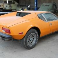 Fast 'n' Loud: 1974 De Tomaso Pantera GT