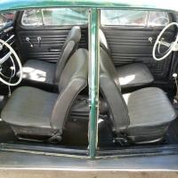 Push-Me-Pull-You: 1965 Volkswagen Beetle