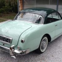 European flathead: 1953 Ford Cométe