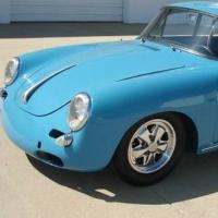 Gentle outlaw: 1965 Porsche 356 C