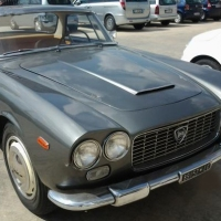 Gunmetal Style: 1967 Lancia Flaminia 2.5 GT Coupé by Touring