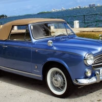 Seller submission: 1959 Peugeot 403 Cabriolet Grand Luxe by Pininfarina