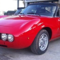 Greek profile: 1967 Fiat Dino 2000 Spider