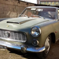 Call me Patina: 1966 Lancia Flaminia 2.8 Coupé by Pininfarina