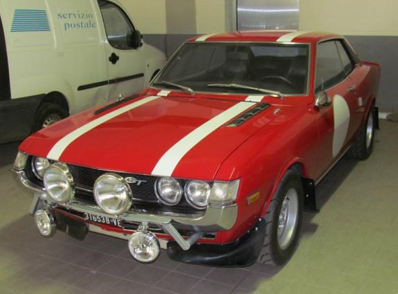 rally spec 1975 toyota celica 1600 gt ta22 classic virus. Black Bedroom Furniture Sets. Home Design Ideas