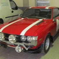 Rally spec: 1975 Toyota Celica 1600 GT TA22
