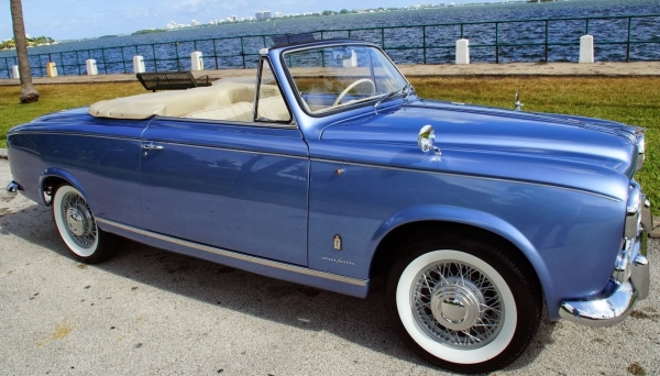 Beliebt Bevorzugt Seller submission: 1959 Peugeot 403 Cabriolet Grand Luxe by #JZ_07