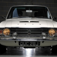 "Rude wagon: 1971 Ford Cortina Mk2 ""Savage"" estate"