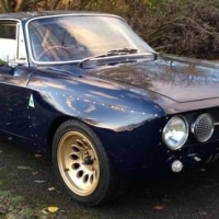 "The faster, the larger: 1969 Alfa Romeo 1750 GTAm ""evocazione"""