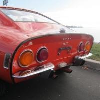 Shrank 'Vette: 1972 Opel GT 1900 Coupé
